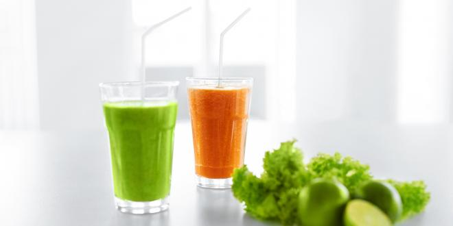 a juice diet for a detox fast